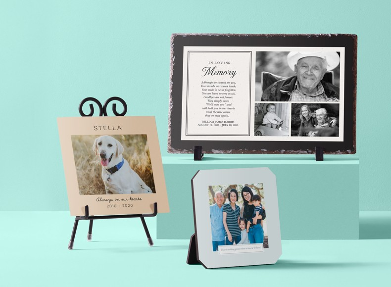 Personalized & Unique Condolence Gifts
