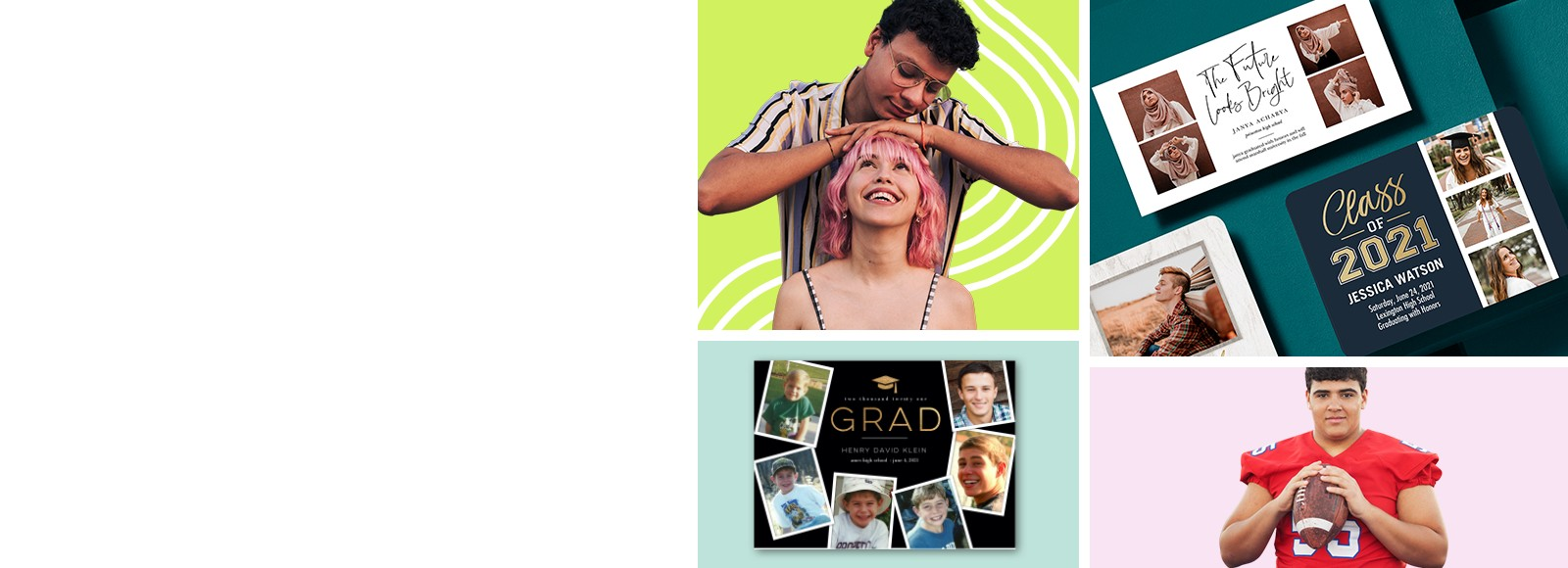 Shutterfly helps you find affordable graduation cards.