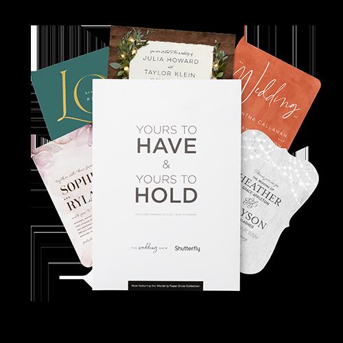 personalized wedding invitations and free wedding sample kits