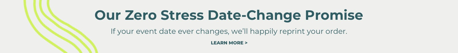 Date change promise.