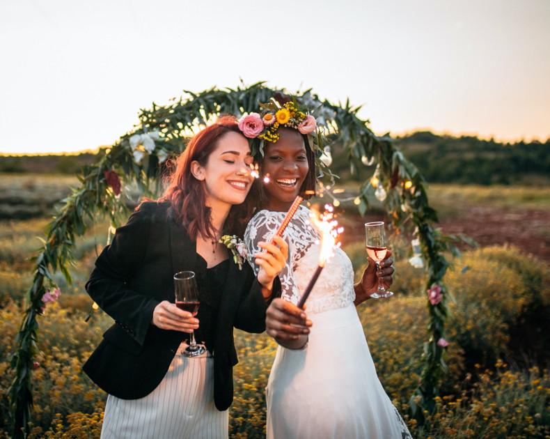 Make custom wedding gifts the newlyweds will cherish.