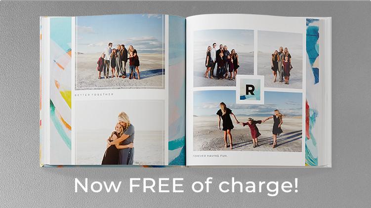 Make My Book Custom Photo Books
