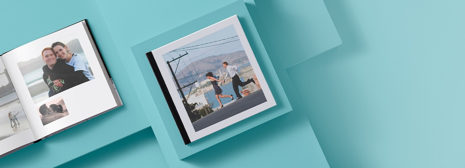 create custom photo books