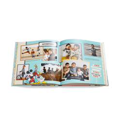 disney adventures photo book