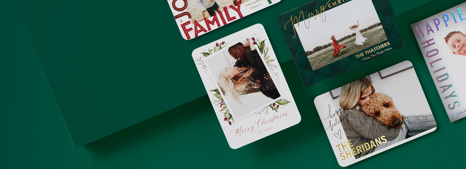 PERSONALIZED FOIL CARDS