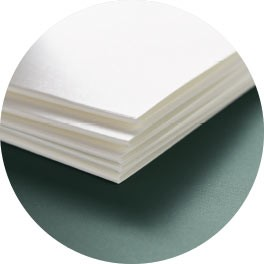 FOLDED SMOOTH CARDSTOCK