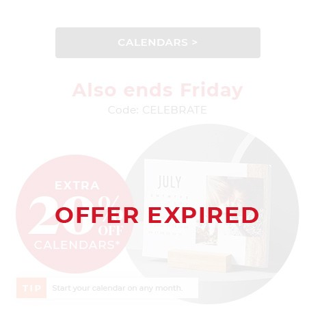 Extra 20% off* cards
