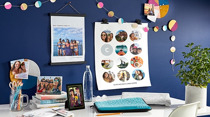 Give your college student a room refresh with decor they'll love.