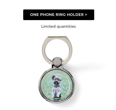 One Phone Ring Holder