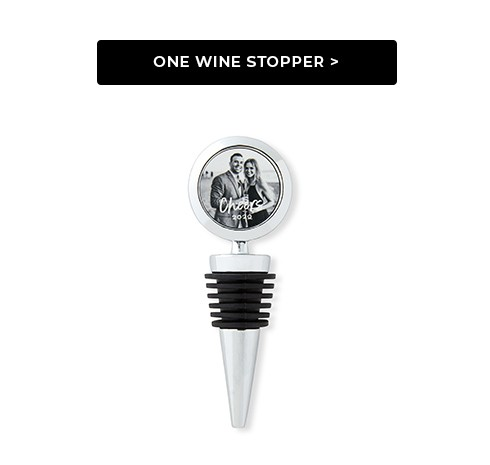One Wine Stopper