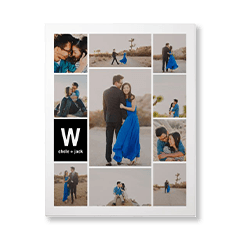 ictogram premium poster with custom photo poster printing