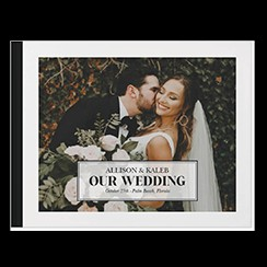 Our Wedding Day Photo Book