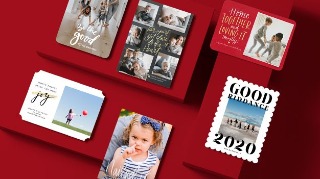 Holiday cards and christmas cards with funny and unique messages