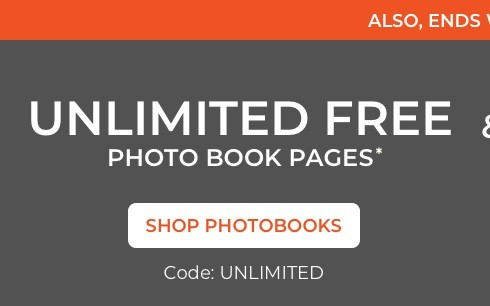 Unlimited Free Photo Book Pages