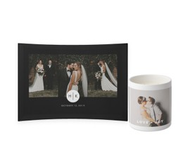 custom and personalized wedding gifts for her