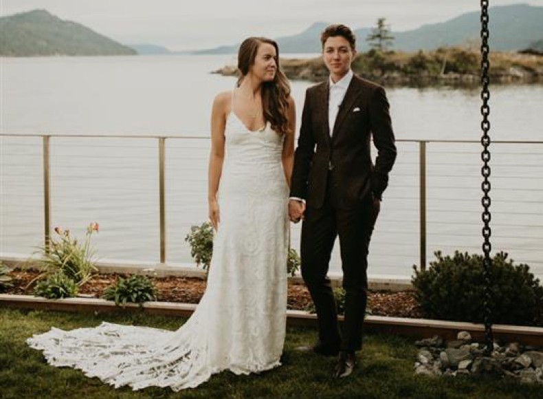 wedding photos from your own elopement wedding