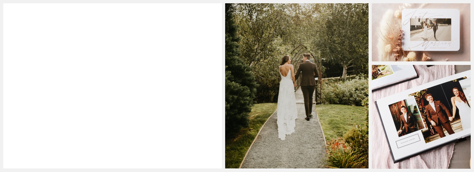 planning an elopement with elopement cards and gift