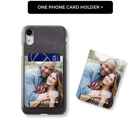 One Phone Card Holder