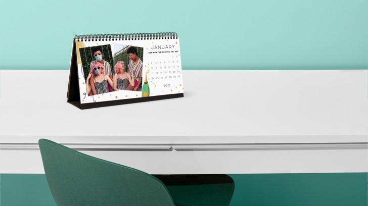 Custom Monthly Planner