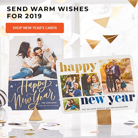Save 50 On Personalized Foil Cards Gatefold 5x7 Tri Fold 6x8 And Glitter Stamped