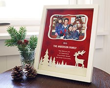 8x10 Holiday Frame