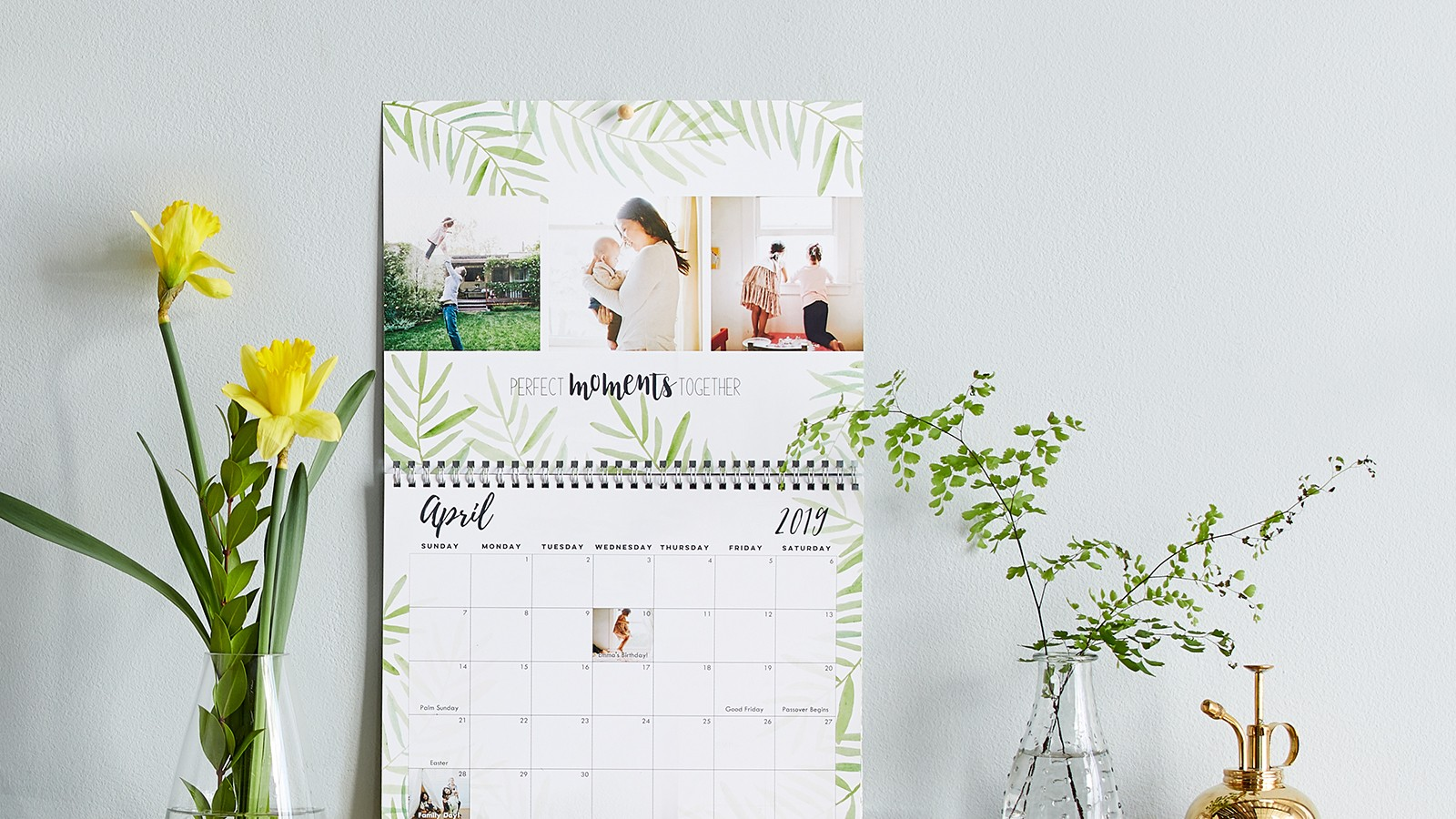 d837eedc Personalized 2019 Photo Calendars | Shutterfly