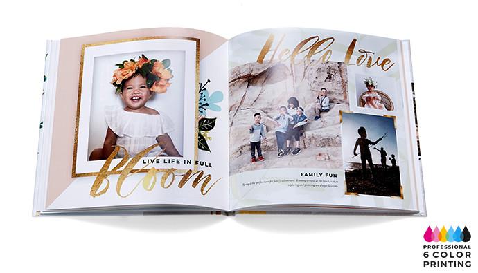Photo Books & Photo Albums | Create a Photo Book | Shutterfly