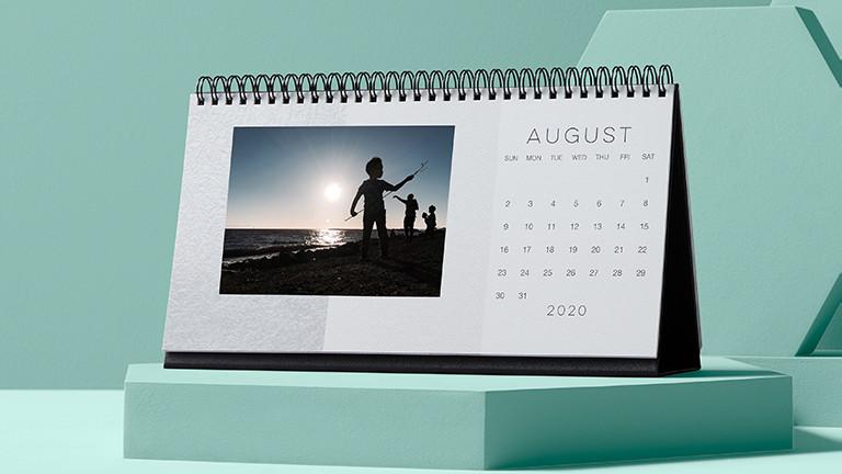 Custom Calendars For 2020 Photo