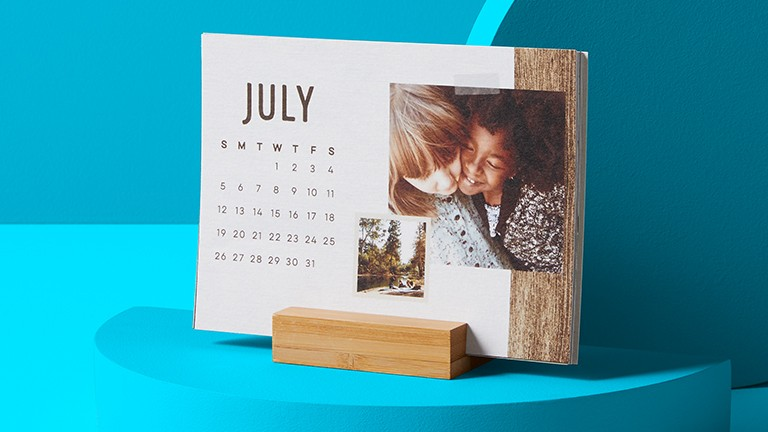 Calendars Make A Custom Desk Photo Or Wall Calendar Shutterfly