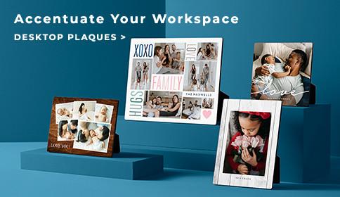 Desktop Plaques