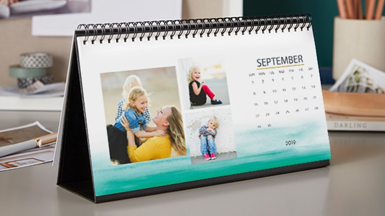 Custom Calendars For 2019 Personalized With Your Photos
