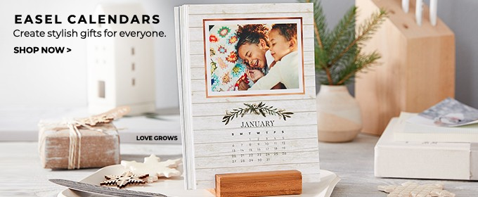 Personalized 2018 Photo Calendars | Shutterfly