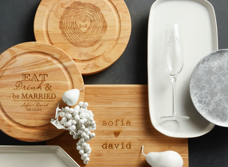 Make bridal shower home decor gifts the bride and groom will love.