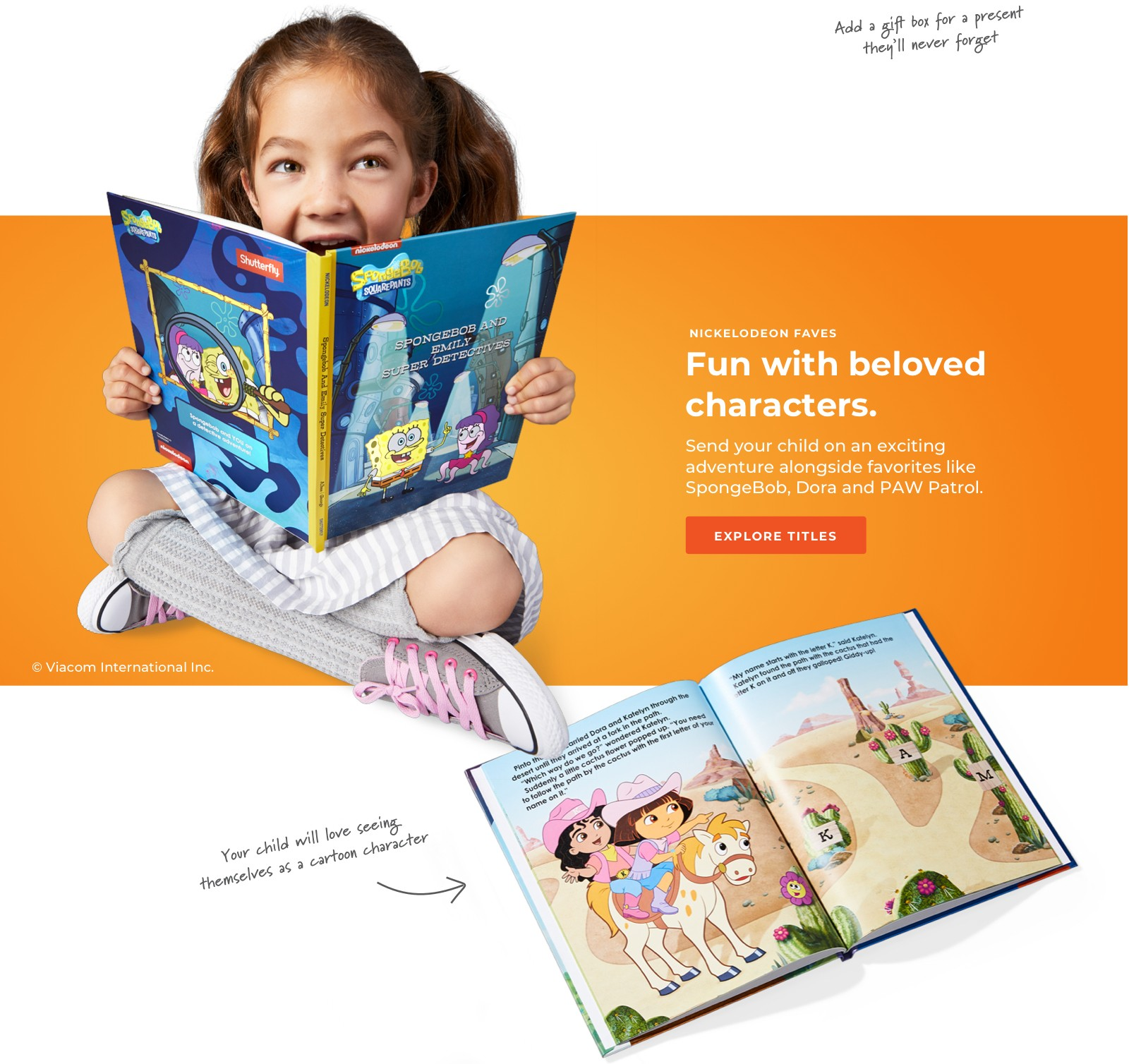 Personalized Story Books for Children | Shutterfly