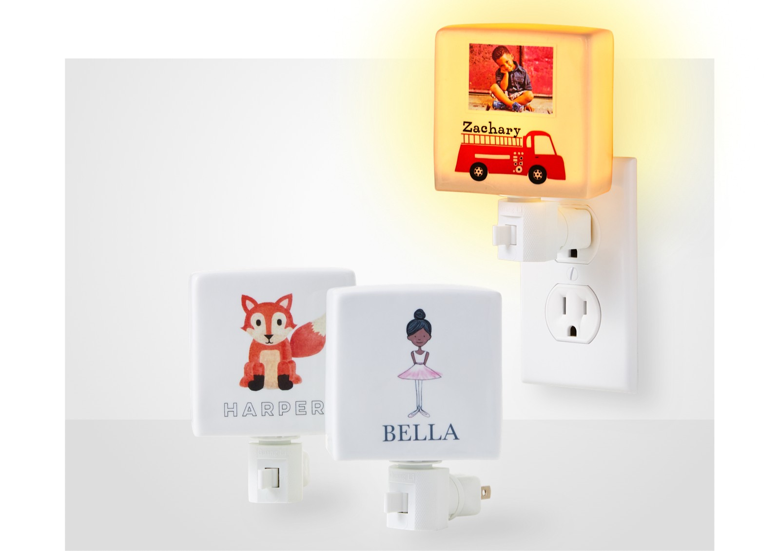 custom kids night lights