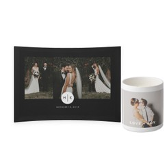 Personalized gifts for her make some of the best bridal shower gifts.