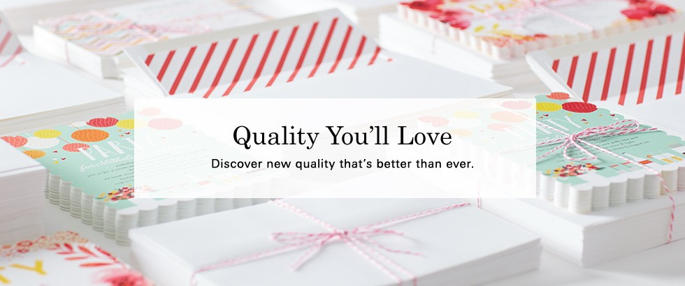 Quality You'll Love