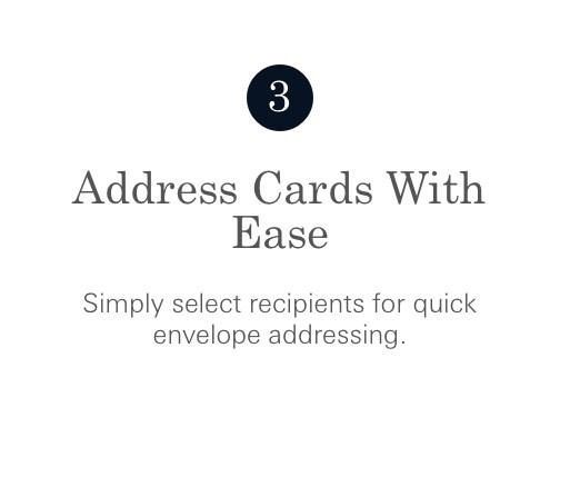 free address printing