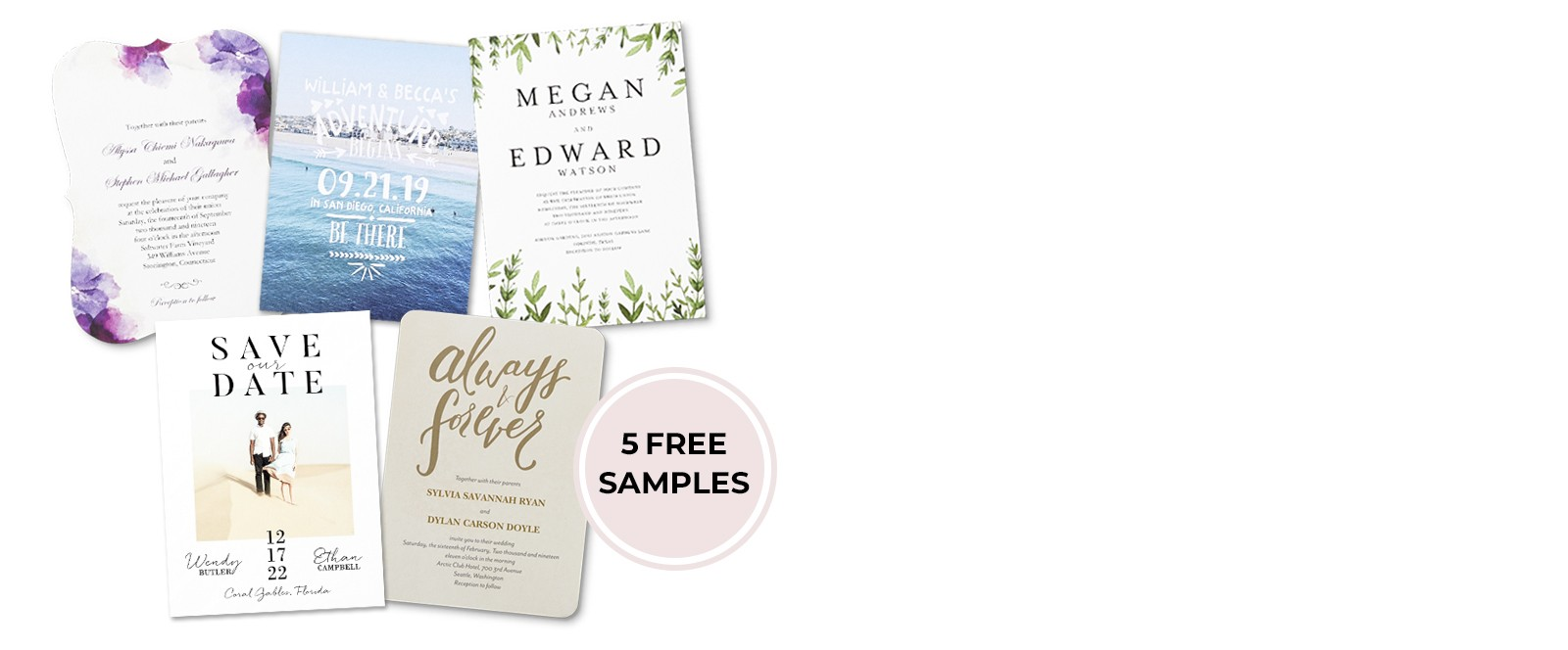 Free Wedding Invitation Samples Shutterfly