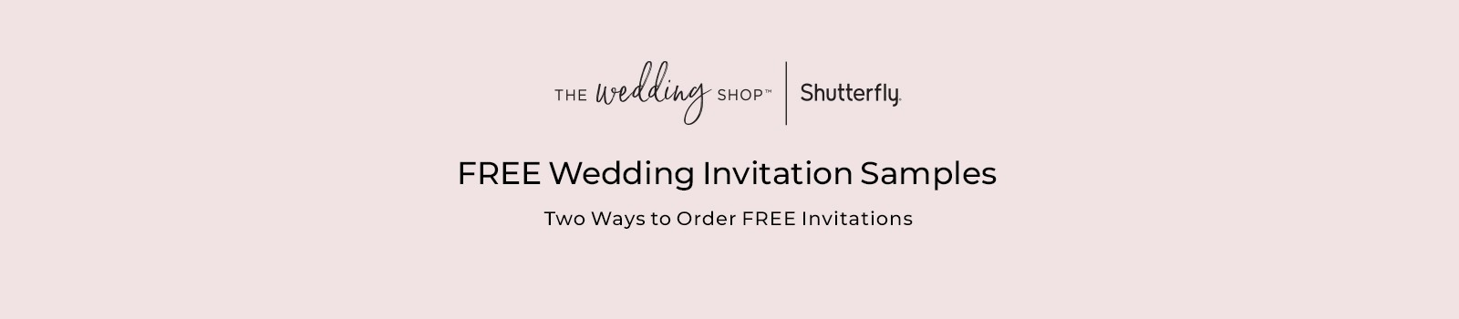 Free Wedding Invitation Samples Shutterfly