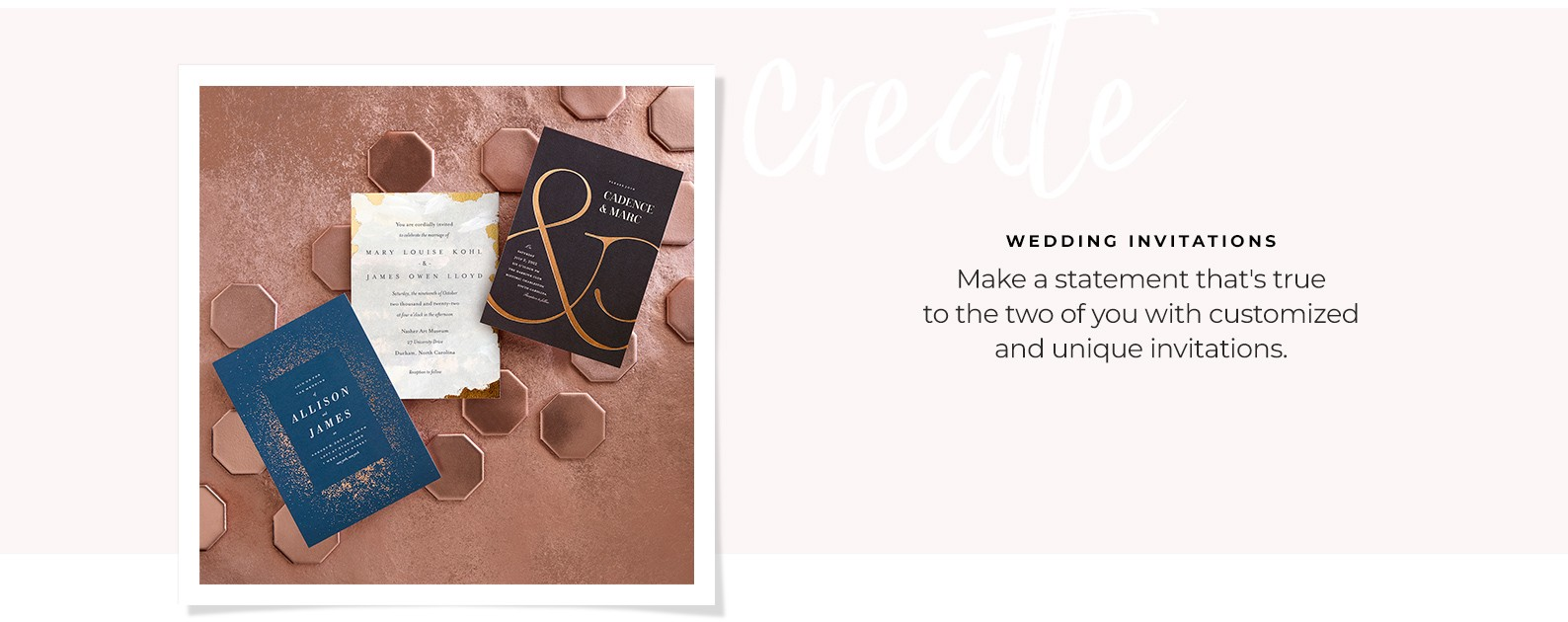 wedding invitations styles