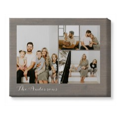 Photo Gallery Canvas Print