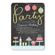 Kids Birthday Invitations & Kids Birthday Party Invites | Shutterfly