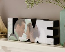 LOVE Word Frame